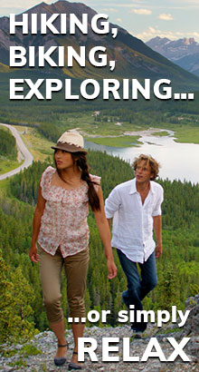 Explore or simply relax